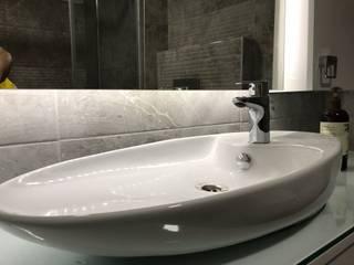 Banyo Tadilat Projesi Minimalist Banyo Burak Şakar İç Mimarlık Minimalist