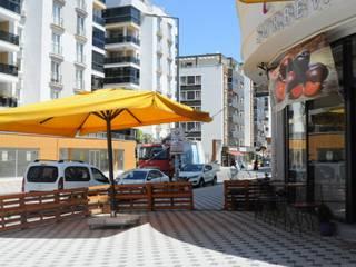 Mistik Sorbe Dondurma Akdeniz Bar & Kulüpler Burak Şakar İç Mimarlık Akdeniz