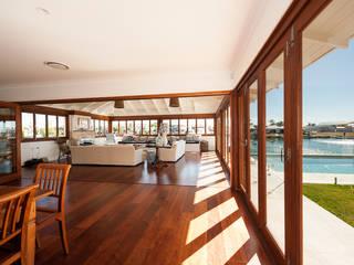 Mediterranean style living room by comprar en bali Mediterranean