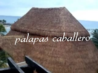 by Cabañas pérgolas y barandales Rustic