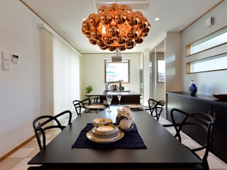 Modern style kitchen by 松浦旦美建築事務所 Modern