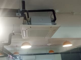 HVAC PROJECT IN MUMBAI by A TO Z AIRCONDITIONING Asian