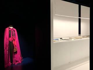 Galeria D.José do Patrocínio Museus modernos por ALIGHT Moderno