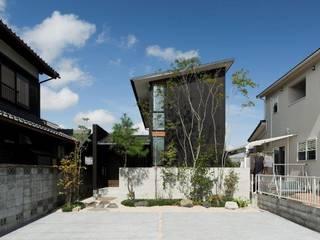 水口の家 モダンな 家 の HEARTH ARCHITECTS/ハース建築設計事務所 モダン