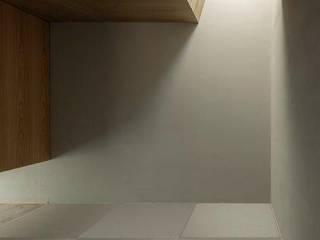 野洲の家 モダンデザインの 多目的室 の HEARTH ARCHITECTS/ハース建築設計事務所 モダン