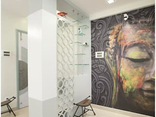 2 bhk flat project: modern  by Shubhchintan Design possibilities,Modern