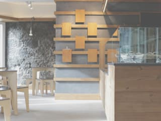 Scandinavian style walls & floors by Enzima | Arquitectura Scandinavian