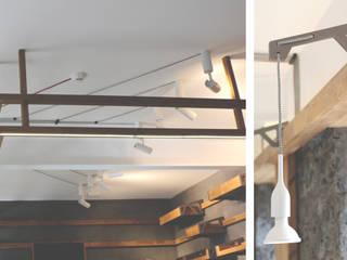 Scandinavian style study/office by Enzima | Arquitectura Scandinavian