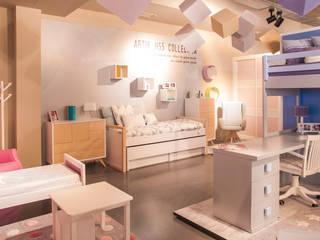Dormitorios infantiles y juveniles de EL PILAR MUEBLES Clásico