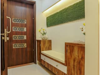 3BHK FLAT : modern  by Shubhchintan Design possibilities,Modern