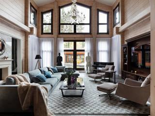 «Дом в Комарово» от Olenburg Design