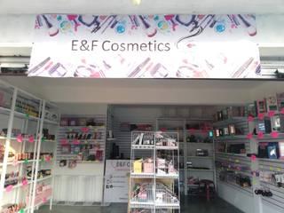 Cosméticos al mayoreo de E&F Cosmetics Moderno