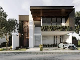 La casa de tus sueños está esperando en Rebora. Casas modernas de Rebora Arquitectos Moderno