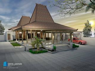 Desain Rumah Joglo Oleh Griya Lestari Arsitektur Klasik