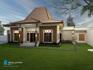Desain Rumah Joglo Rumah Klasik Oleh Griya Lestari Arsitektur Klasik