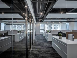 叡觀國際空間規劃 [豐邑市政核心/大敦Office] 叡觀國際空間規劃 辦公大樓