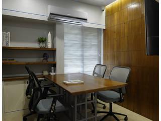 Architect Design Studio Modern offices & stores by Origin Associates Modern