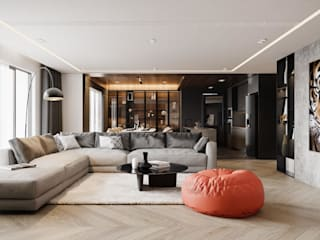 di Công ty CP Kiến trúc và Nội thất Sen design Moderno