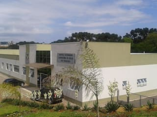 LK Engenharia e Arquitetura Hospitales de estilo clásico
