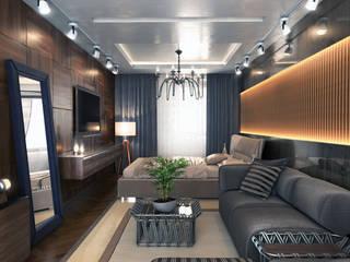 Nova Plaza Hotel Modern Yatak Odası MAK Concept Mimarlık Modern
