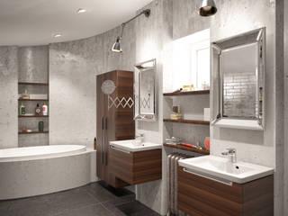 TB.Design Minimalist style bathroom