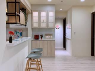 量・光 榯榯空間設計/和倫營造有限公司 廚房