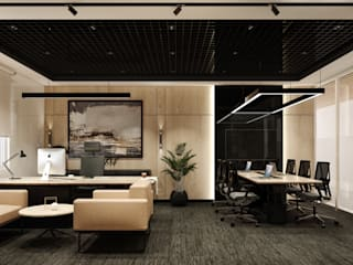 WALL INTERIOR DESIGN 辦公大樓