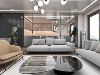 Forev Modern Eyüp Modern Oturma Odası CRK İÇ MİMARLIK Modern