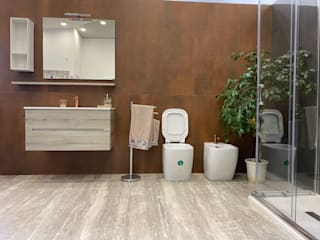 F.lli Granato s.r.l. ห้องน้ำสุขภัณฑ์ เซรามิค