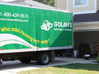 Golan's Moving and Storage by Golan's Moving and Storage Classic