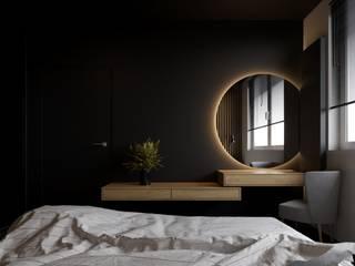 Habitaciones modernas de Ale design Grzegorz Grzywacz Moderno