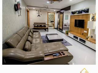 Best Interior Designers in Hyderabad | Custom Interior Design Services: asian  by Cutting Edge Design Studio Hyderabad,Asian