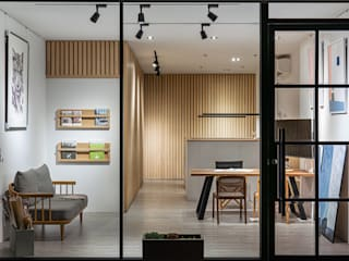 九品室內設計工作室 根據 九品室內設計 簡約風