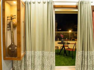 MAYFAIR Villa: classic  by Cutting Edge Design Studio Hyderabad,Classic