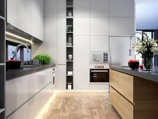 Mutfak dolabı Bay mobilya MutfakDolap & Raflar Ahşap Beyaz