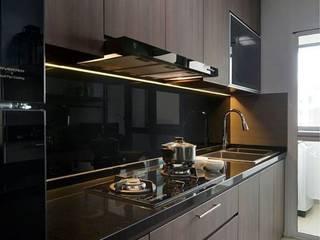 Mutfak dolabı Bay mobilya MutfakDolap & Raflar Ahşap Kahverengi