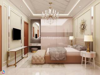 Premium 4BHK Interior Design Project at Janakpuri West, Delhi by Crystaspace Classic