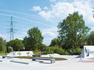 de Munder und Erzepky Landschaftsarchitekten Moderno