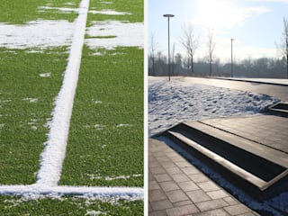 Munder und Erzepky Landschaftsarchitekten Stadion Modern
