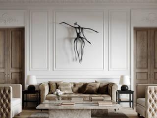 3Dmitri WoonkamerSofa's & fauteuils Textiel Beige