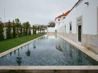 Hotel Palácio do Governador Hotéis eclécticos por Jorge Cruz Pinto + Cristina Mantas, Arquitectos Eclético