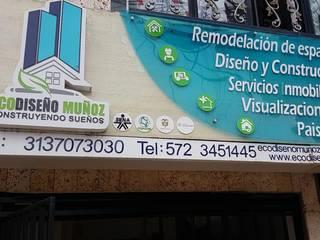 Edifícios comerciais clássicos por ECODISEÑO MUÑOZ S.A.S. Clássico