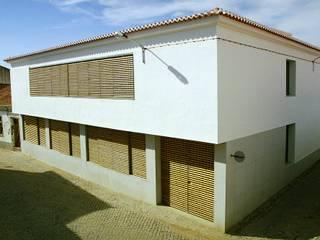 Edifício dos Serviços Técnicos da Câmara Municipal Vidigueira por Jorge Cruz Pinto + Cristina Mantas, Arquitectos Eclético