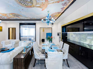 Art deco and modern in a design of the apartment Кухня в классическом стиле от Interior Designer Maria Green Классический