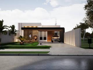 Casa Afonso Pena Danilo Rodrigues Arquitetura Casas familiares