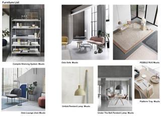 CRK İÇ MİMARLIK – Lounge Design: minimalist tarz , Minimalist