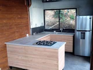 Mueble de Comedor de ESCUADRA MOBILIARIO Y ARQUITECTURA Minimalista