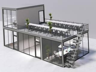 Isuzu Fabrikası Ek Ofis Çalışması ArchSia