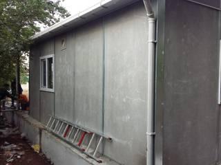 60 m² Prefabrik Konut Planı Topuzlar Prefabrik Kırsal/Country