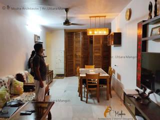 Minimalist living room by कै Mudra Architects Minimalist